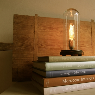 Stolp lamp small by Plank Amsterdam